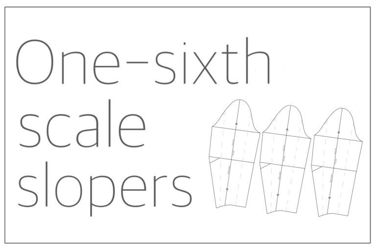 Read more about the article One-sixth scale slopers