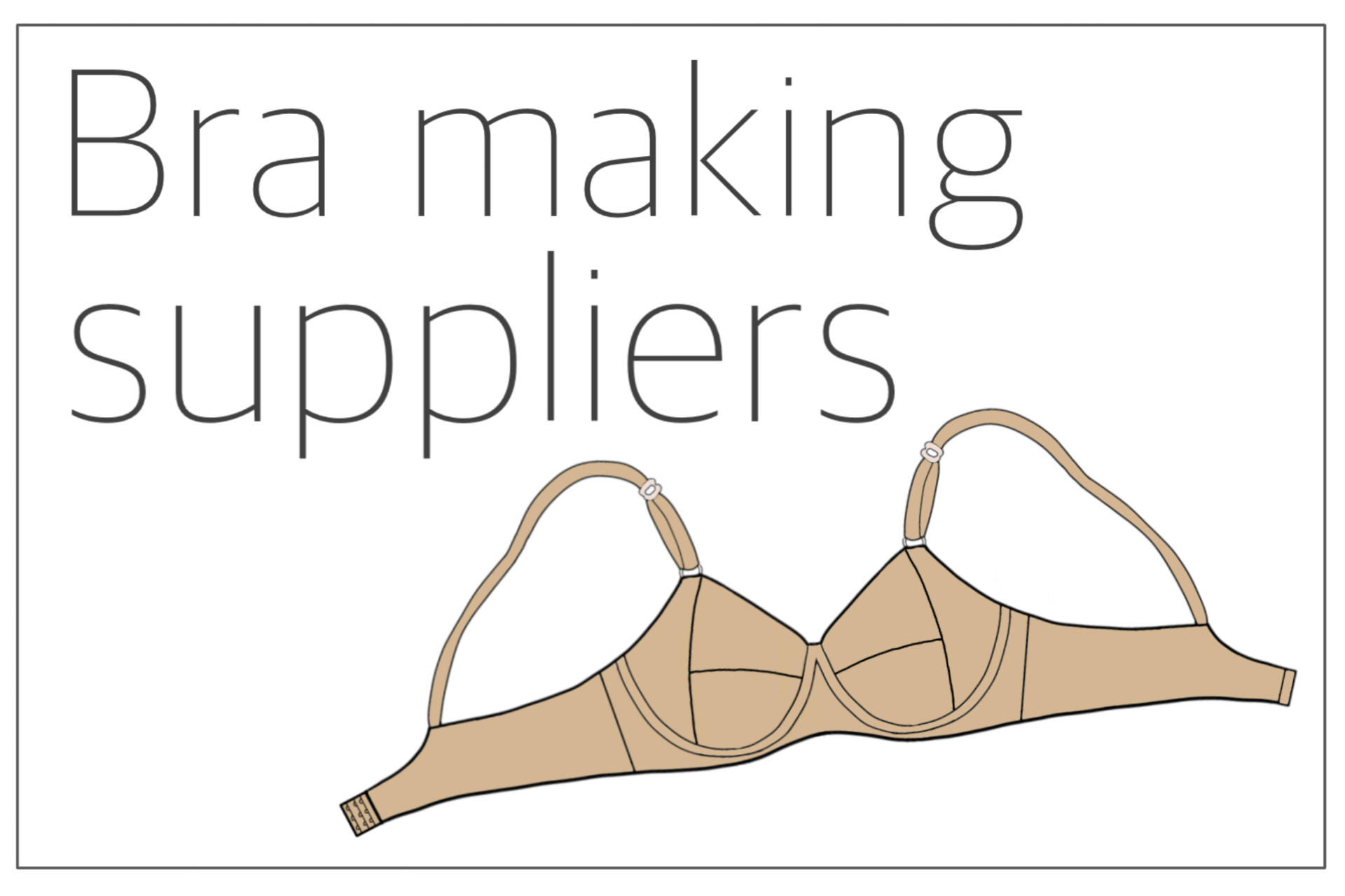 You are currently viewing Bra making suppliers
