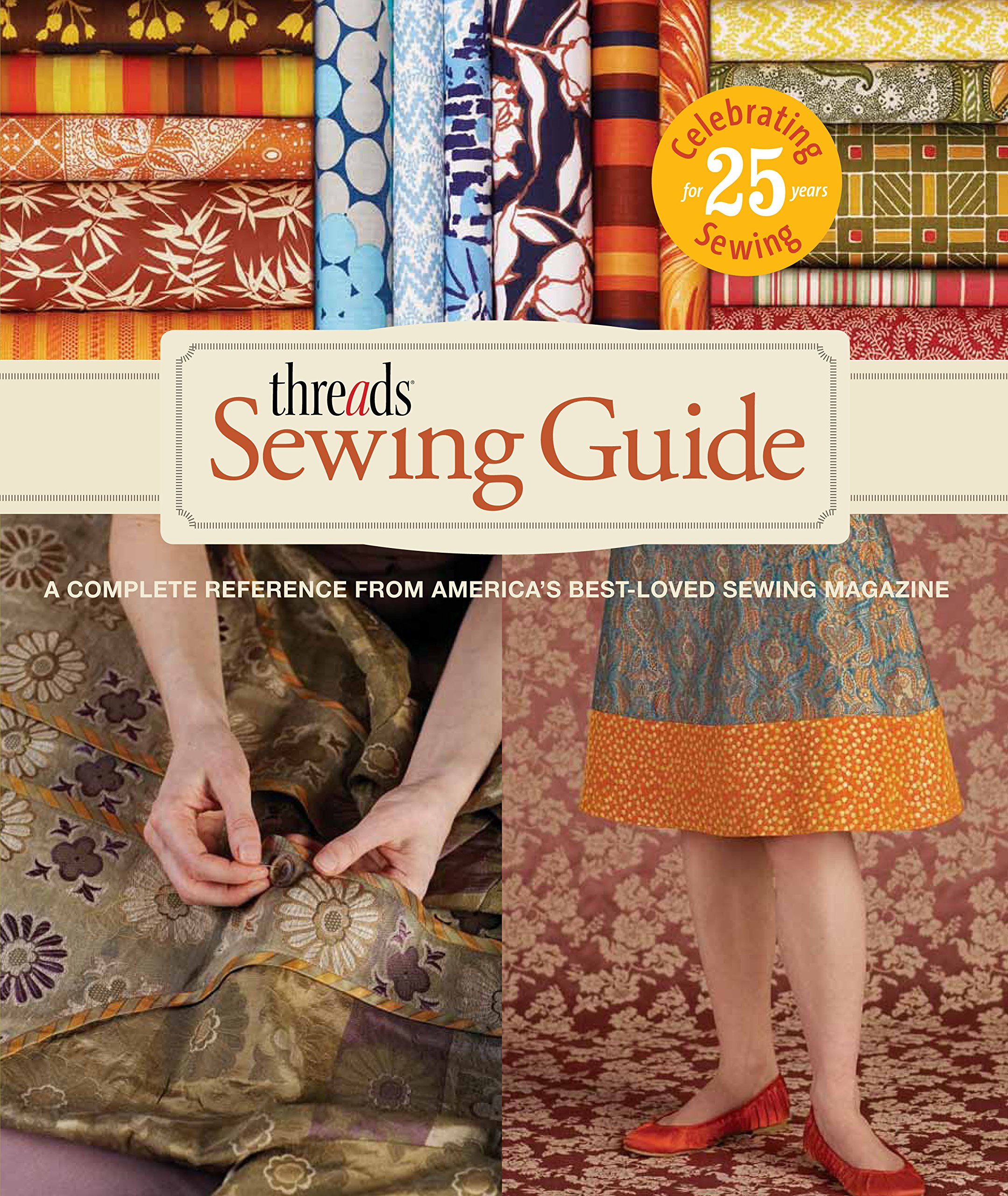 You are currently viewing threads® Sewing Guide